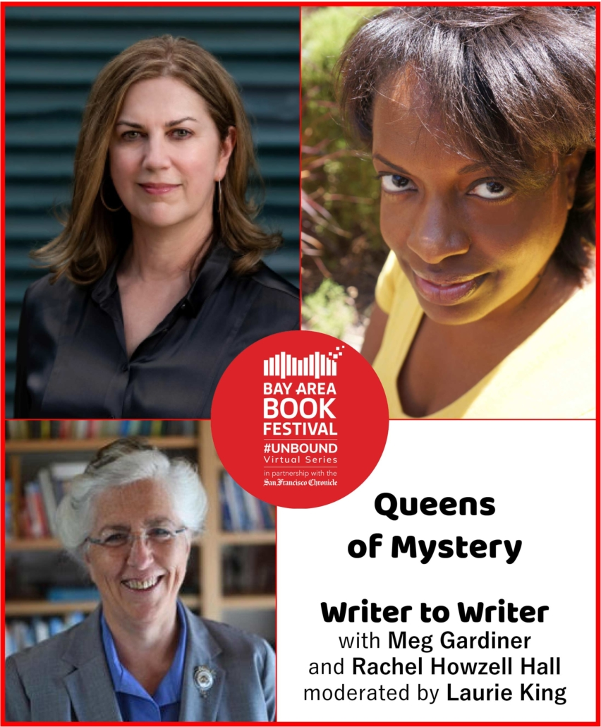 Queens of Mystery: Writer to Writer with Meg Gardiner and Rachel Howzell Hall