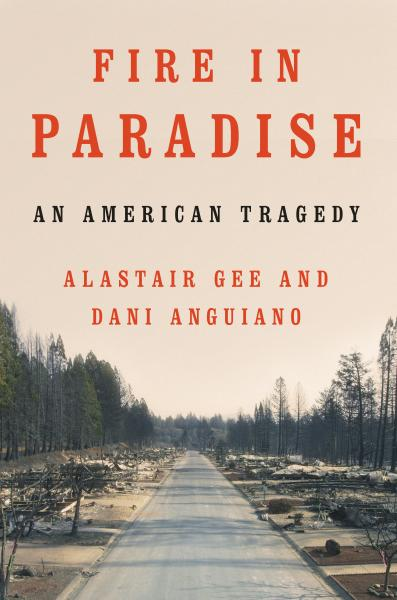 front cover of Fire in Paradise