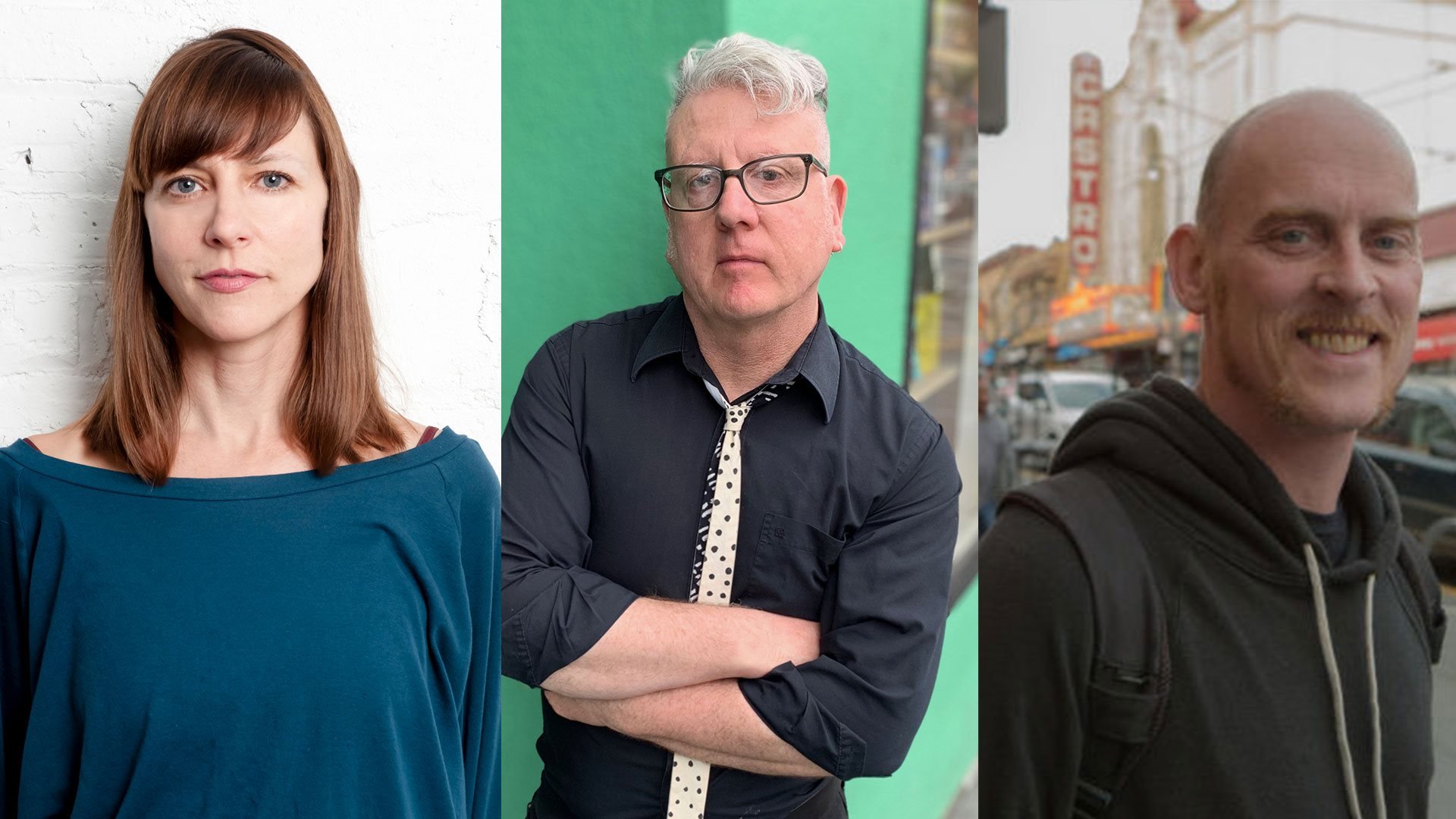 Author Talk: Alvin Orloff, Beth Lisick and K.M.Soehnlein