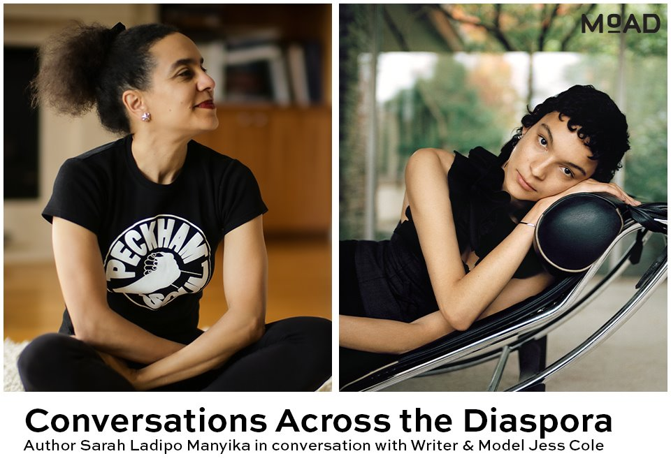 Conversations Across the Diaspora | Writer & Model Jess Cole