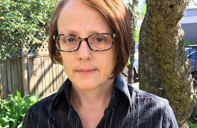 photo of Elizabeth Costello courtesy the author