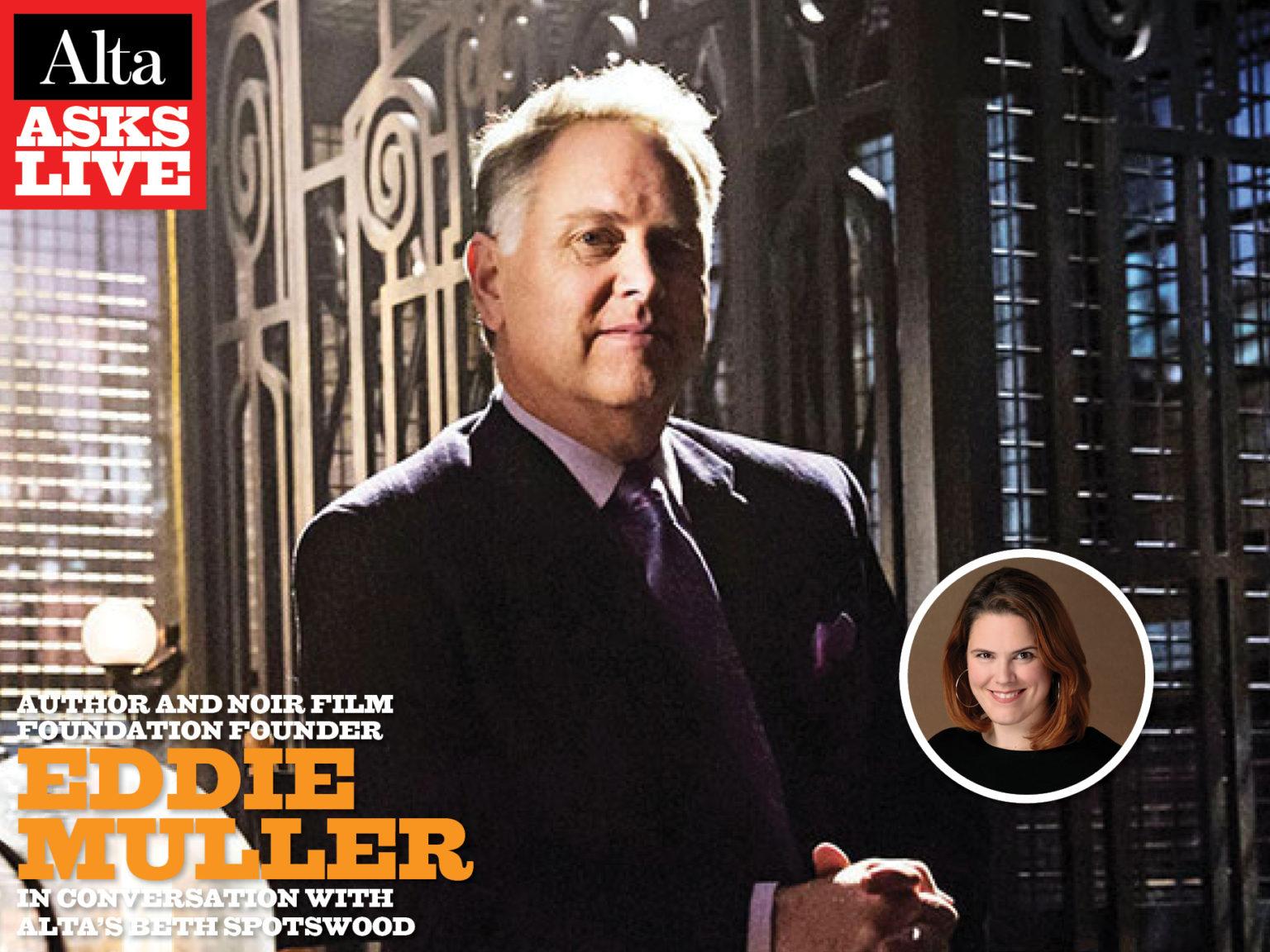 Alta Asks Live: Eddie Muller