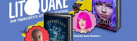 Sorrowland & Victories Greater Than Death: A Conversation with Rivers Solomon & Charlie Jane Anders