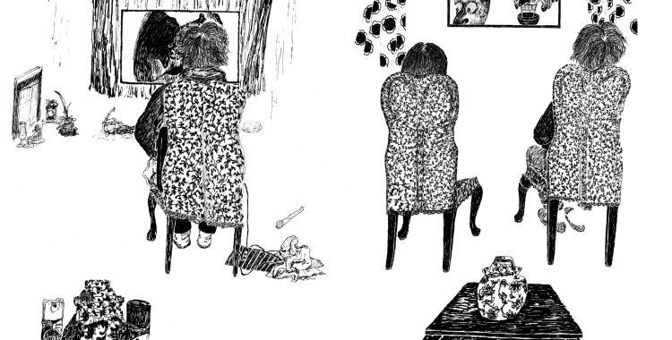 Quiet Lightning / literary mixtape curated by Rhea Dhanbhoora & Mahdis Marzooghian