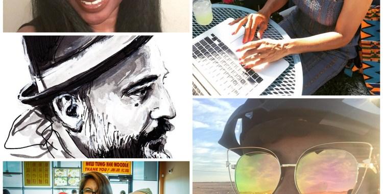 Better Ancestors: Jeneé Darden, Karla Brundage, Cinthia Marisol Lozano, Quynh-Mai Nguyen & Youssef Alaoui-Fdili