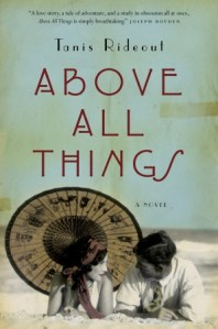 12/12/12 – LitStack's 2 a Day Giveaway: Above All Things by Tanis Rideout
