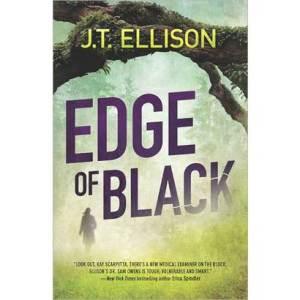 LitStack Review: Edge of Black by J.T. Ellison