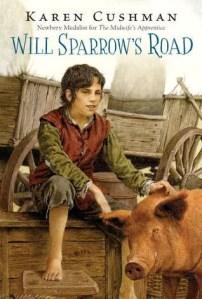 LitStack Review: Will Sparrow's Road by Karen Cushman