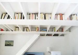 Unique Book Storage Options