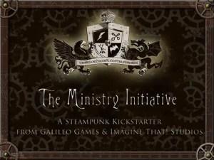 MINISTRY PROTOCOL Kickstarter