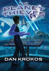 Blog Tour: THE PLANET THIEVES by Dan Krokos