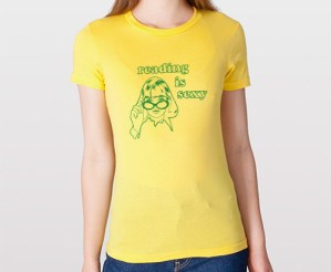 Awesome Literary T-Shirts