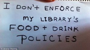 Anonymous Librarian Confessions