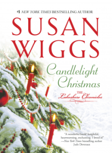 LitStack Review: Candlelight Christmas by Susan Wiggs