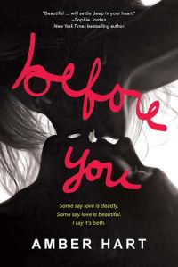 'Before You' by Amber Hart, Final Cover Reveal & Giveaway