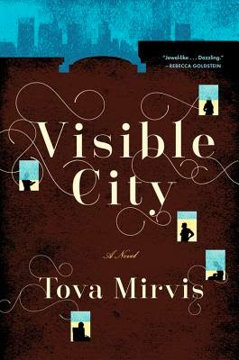 Tova Mirvis VisibleCity