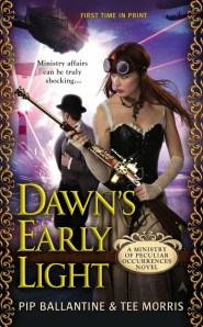 LitStack Review: 'Dawn's Early Light' by Pip Ballantine and Tee Morris