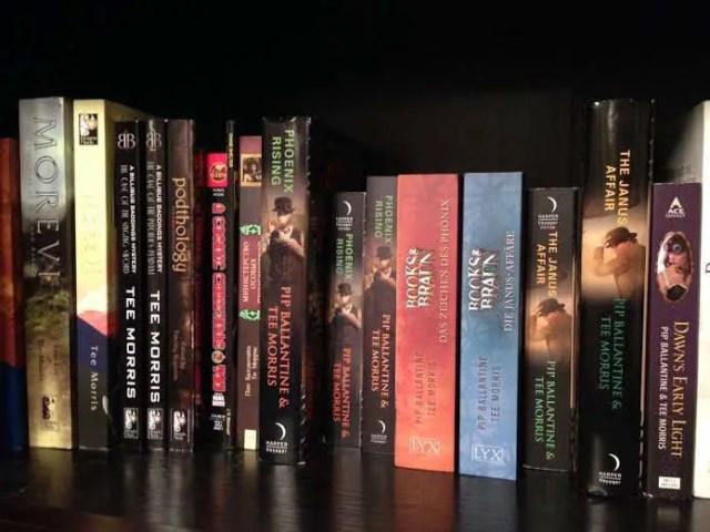 TEE BOOKS