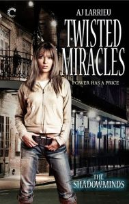LitStack Review: 'Twisted Miracles' by A. J. Larrieu