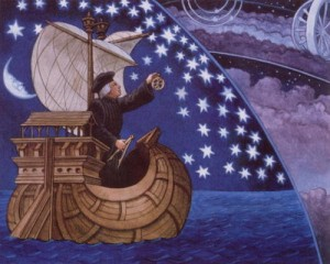 Navigating by the stars
