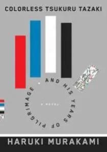 LitStack Review: Colorless Tsukuru Tazaki and His Years of Pilgrimage by Haruki Murakami