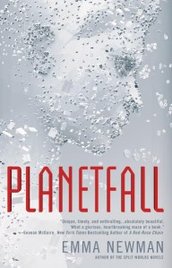LitStack Review:  Planetfall by Emma Newman