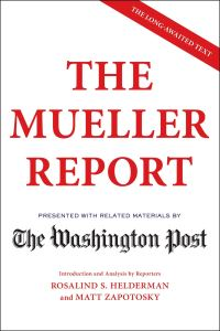 Litstack Rec: The Mueller Report & Mr. Penumbra's 24-Hour Bookstore