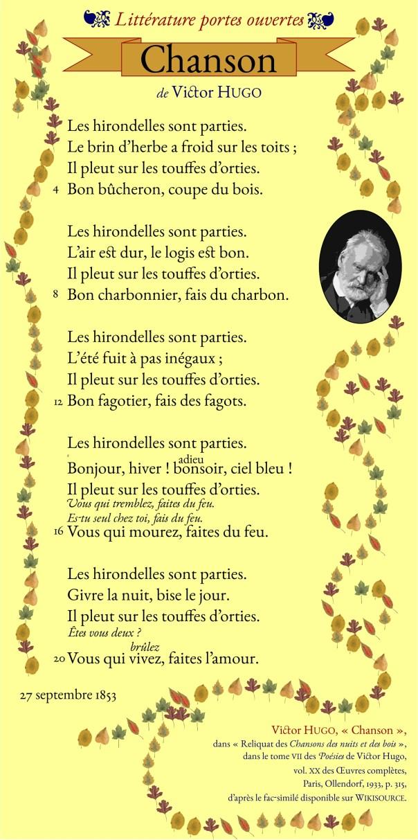Chanson d'automne, poème de Paul Verlaine - poetica.fr
