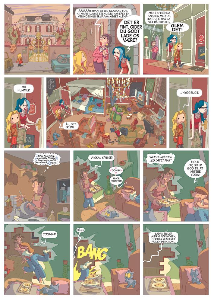 tegneserie sex flash spil