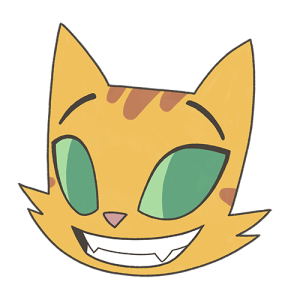 Face Cat Mom