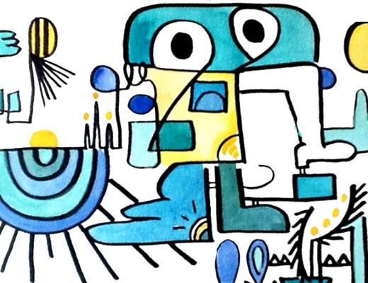 Doodling by Jimena Garcia