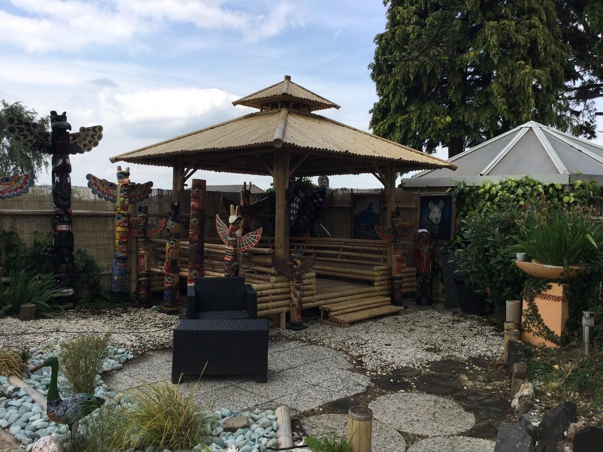 Bambus Garten Dusseldorf Privat 43grun Landschaftsarchitektur