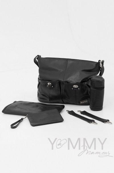 Универсальная сумка «Casual» черная