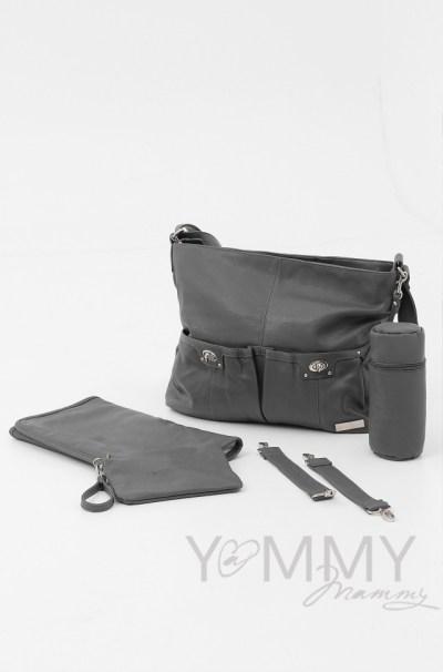 Универсальная сумка «Casual» серая