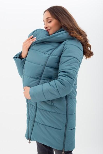 Куртка 3 в 1 морская волна