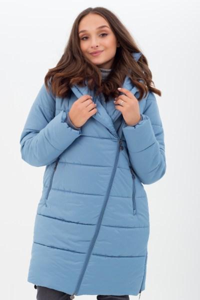 Куртка 3 в 1 голубая