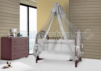 Комплект в кроватку Esspero Ribbon Royal (6 предметов)