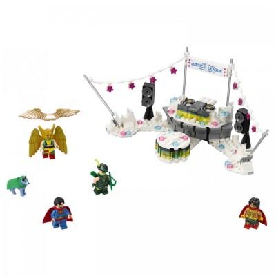 Конструктор Lego Batman Movie Вечеринка Лиги Справедливости