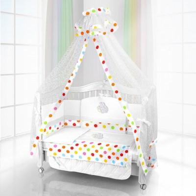 Комплект в кроватку Beatrice Bambini Unico Mela 125х65 (6 предметов)