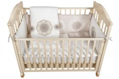 Комплект в кроватку Bebe Luvicci Royal (6 предметов)