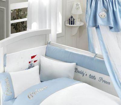 Балдахин для кроватки Bebe Luvicci Little Prince