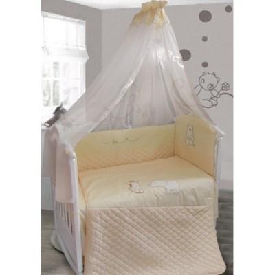 Комплект в кроватку Bombus Сафари (6 предметов)