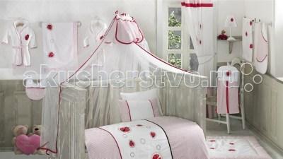 Балдахин для кроватки Kidboo Little Ladybug
