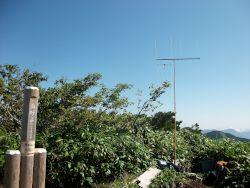 白砂山 <2140m> (JA/GM-007) 長野県下水内郡栄村/群馬県吾妻郡中之条町