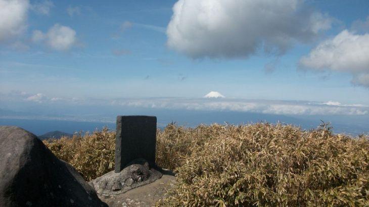 達磨山 982m (JA/SO-051) 静岡県伊豆市