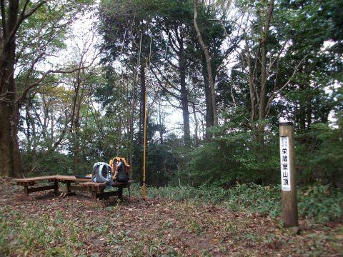 栄蔵室 <822m> (JA/IB-002) 茨城県北茨城市  花園山<798m>