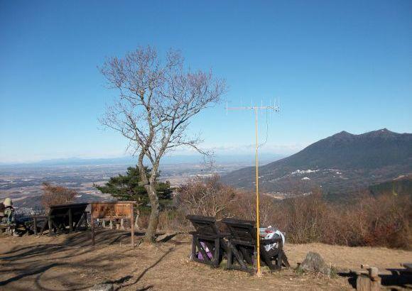 宝篋(ほうきょう)山 <461m> (JA/IB-022) 茨城県つくば市