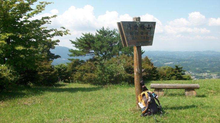 片曽根山 <719m> (JA/FS-143) 福島県田村市