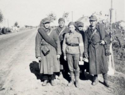 Генрих Гоффман - Польша, 1939 г.