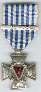 Бельгийский Крест узникам концлагерей